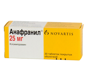 ANAFRANIL (R) 10 MG X 30   Medimfarm